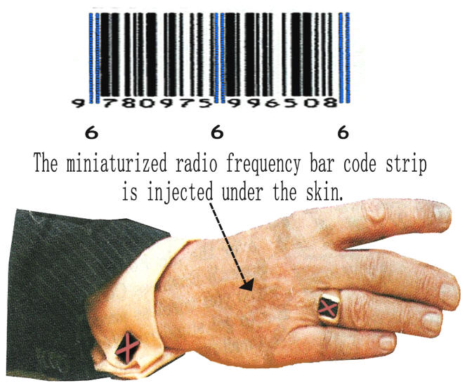 RFID Human Chipping