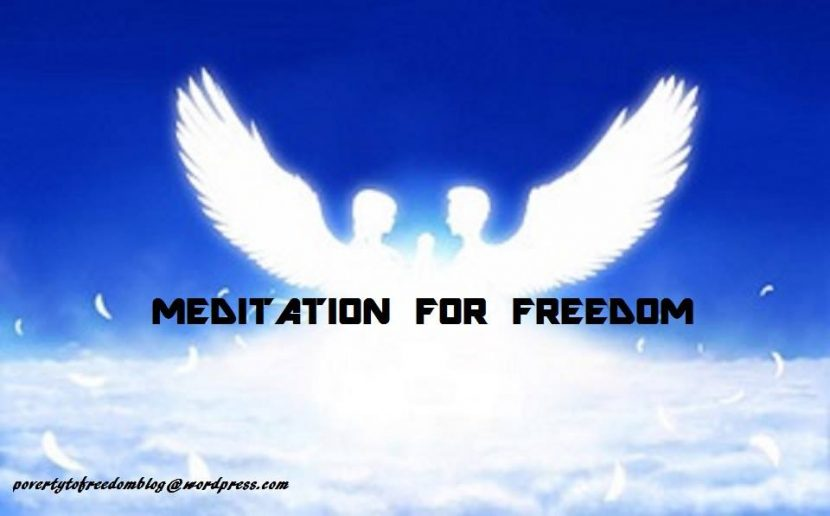 Meditation For Freedom The Doors Are Open
