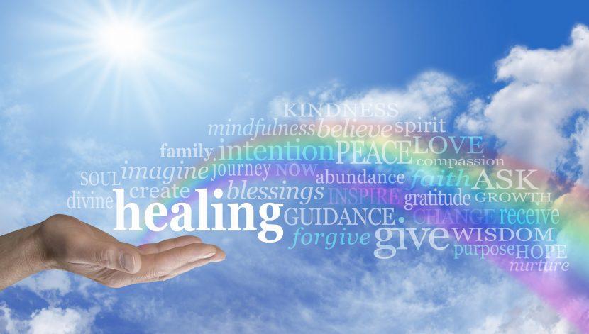 spiritual healing benefits