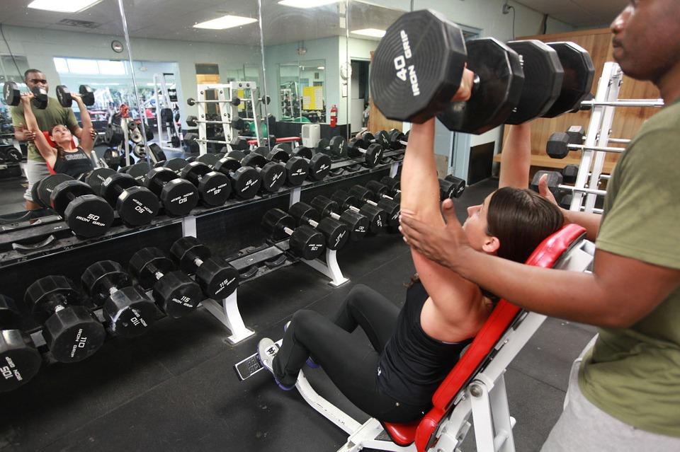 girls body building tips