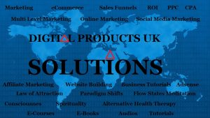 digital products Uk solutions