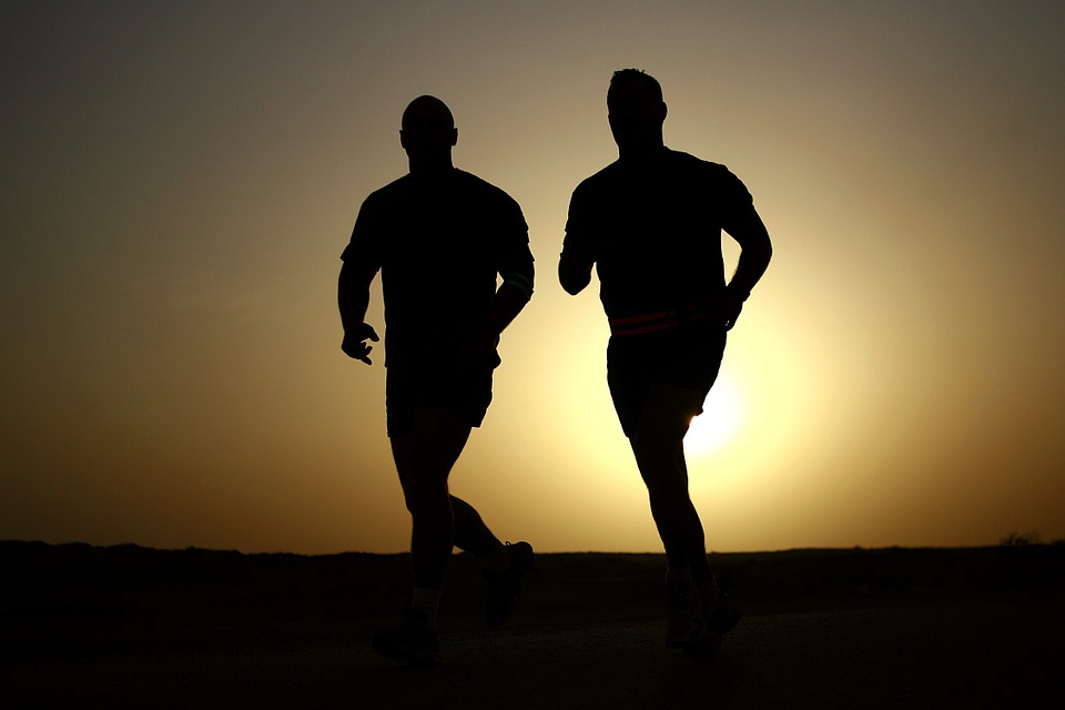 Runners Life Running To Increase Energy