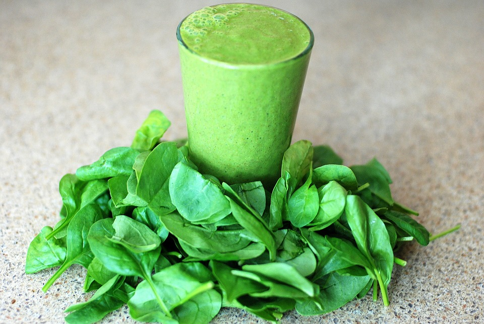 Green Smoothies 5 Benefits