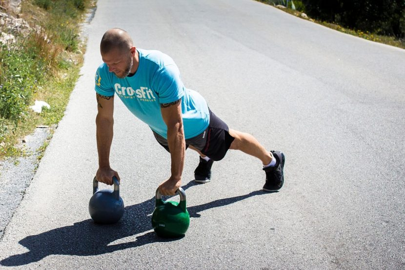Kettlebell Movements Body Workouts