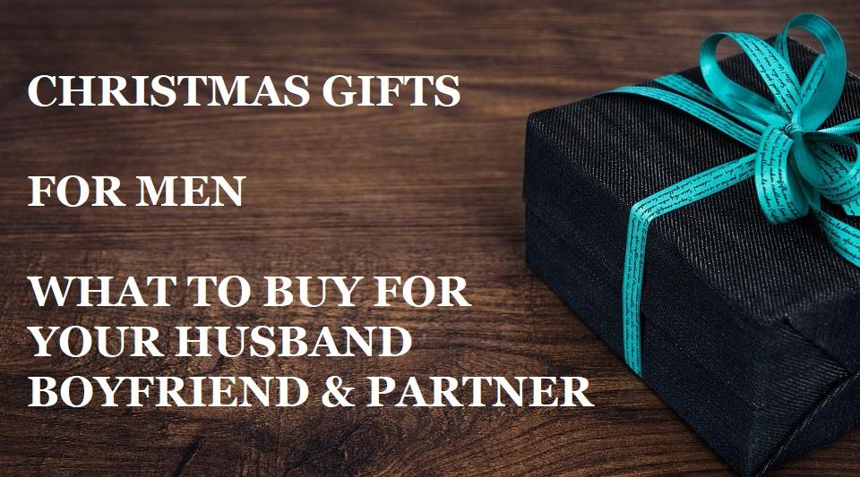Husband Boyfriend Partner Christmas Gift Ideas