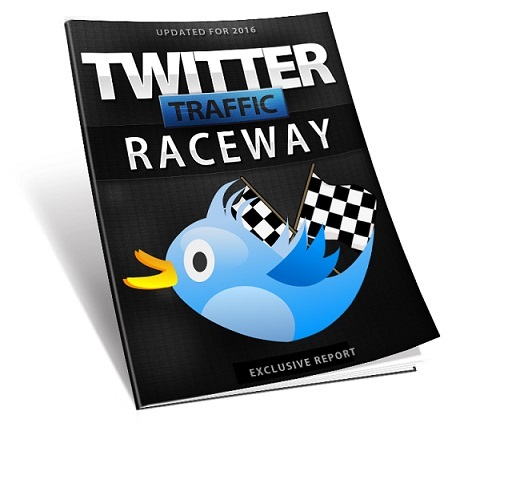 twitter traffic race way