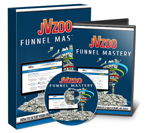 JVZOO AFFILIATE SALES FUNNELS MASTERY