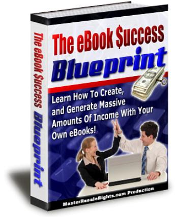 the e-book success blueprint