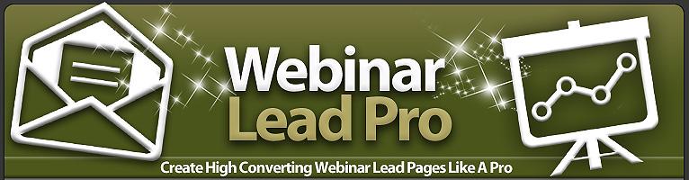 webinar lead affiliate pro