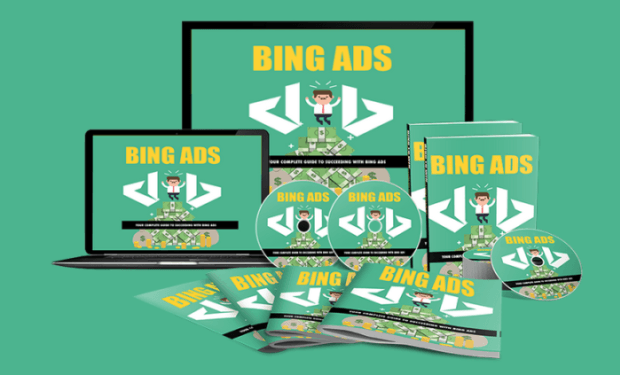 bing online marketing social media adverts