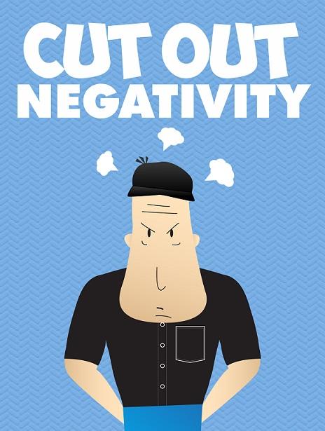 negativity positive vibes