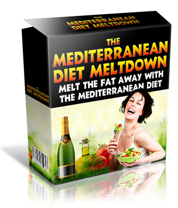 weight loss mediterranean style