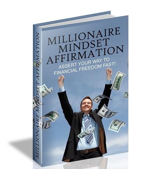 millionaire affirmations mindset