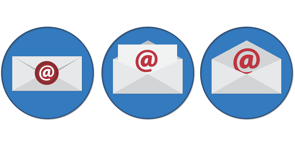 Responsive Email List