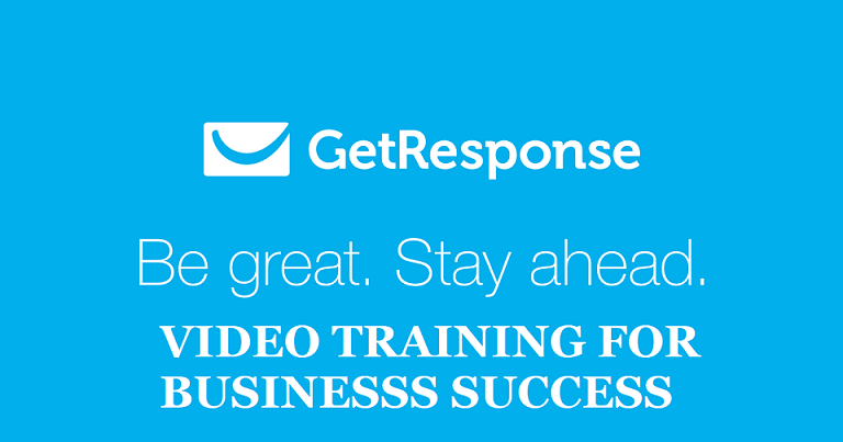 GetResponse Business Marketing Tutorials