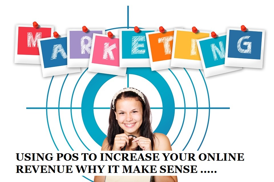 POS Online Marketing Selling More Products