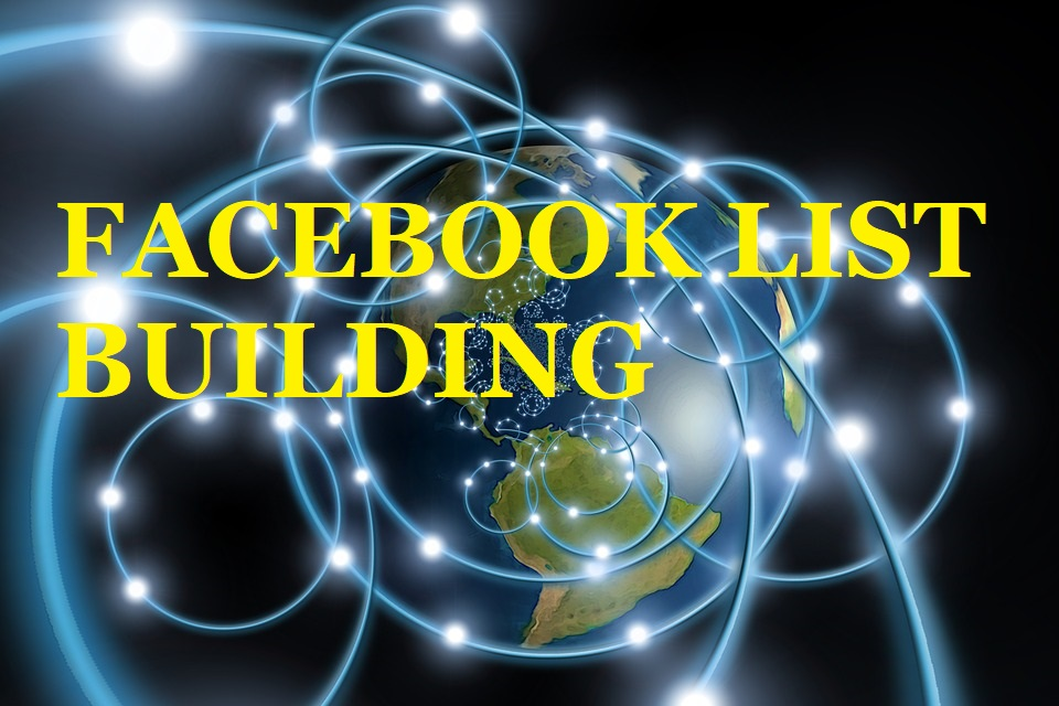 Facebook Advertising List Building