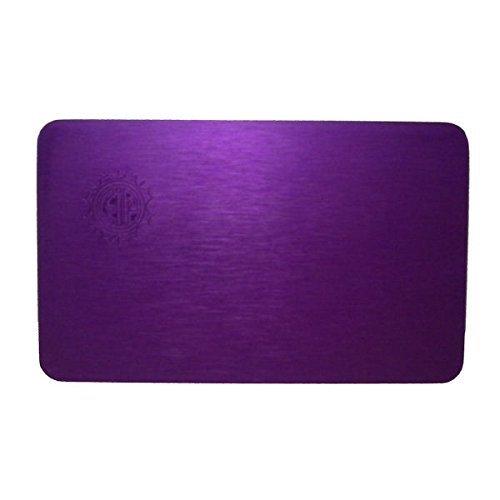 purple energy plates