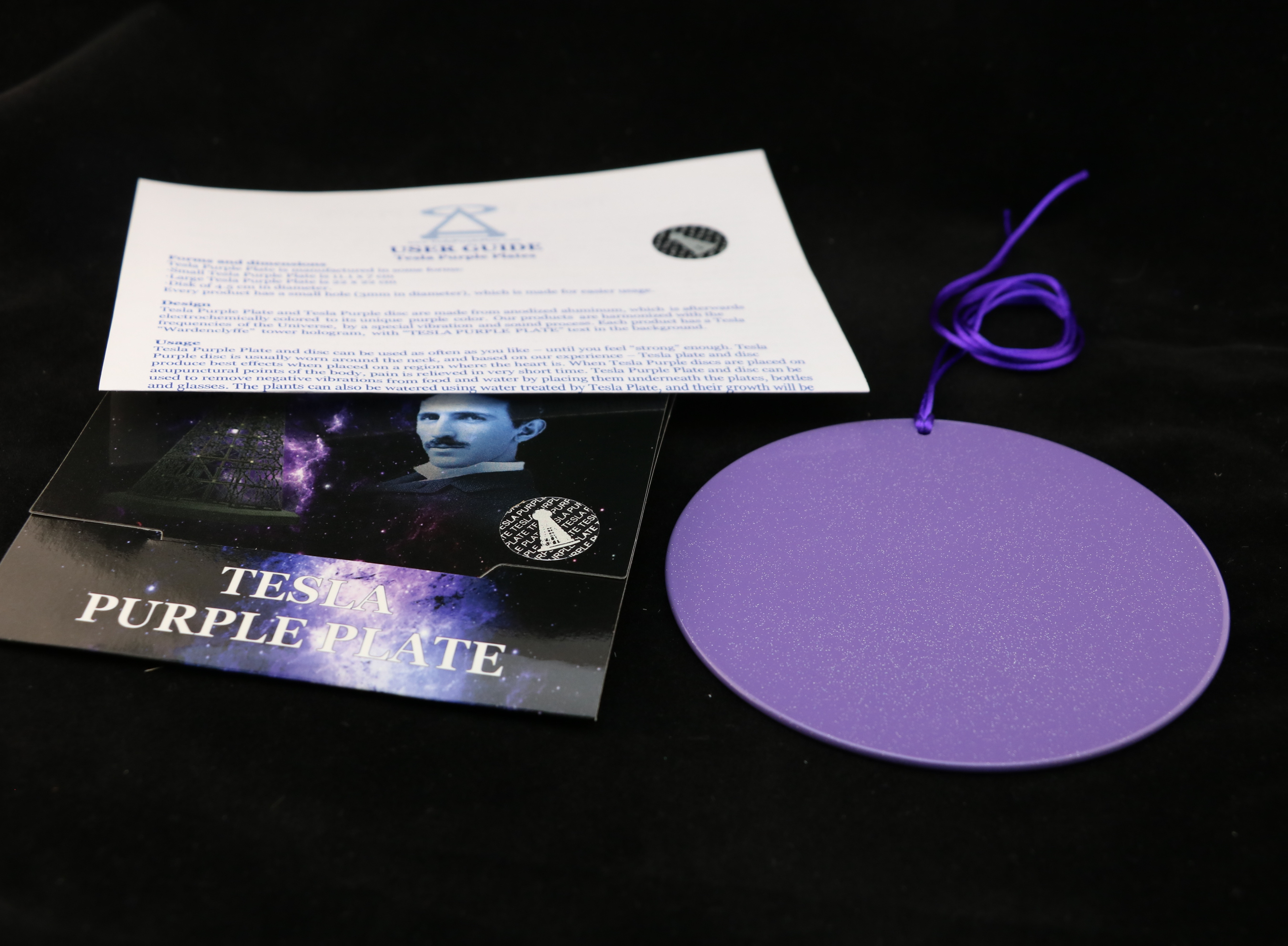 Purple Energy Plates Amazing Benefits | Digital Products UK