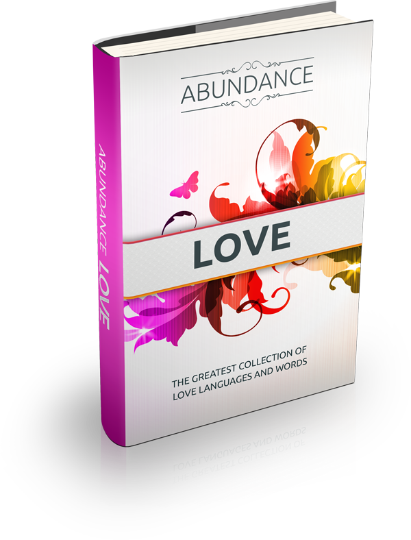 Abundance Love The Law of Attraction