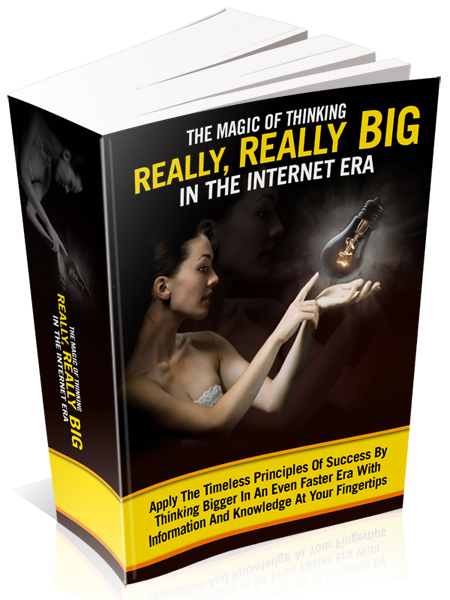 INTERNET ERA HOW TO MAKE THINGS HAPPEN FAST