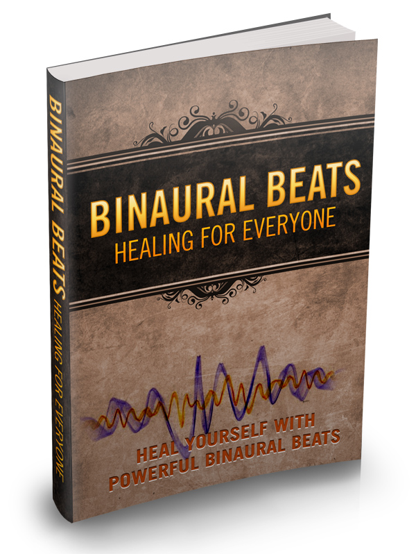 Binaural Beats Healing For Everyone Guided e-book