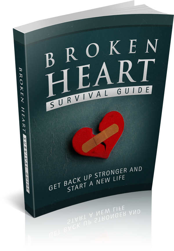 Relationship Breakup How To Survive e-Book