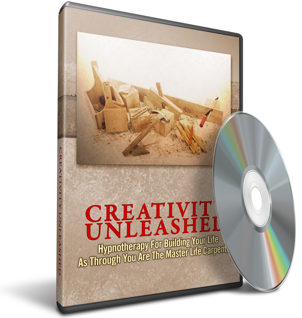 CREATIVE YOU UNLEASH YOUR CREATIVITY WITH HYPNOSIS