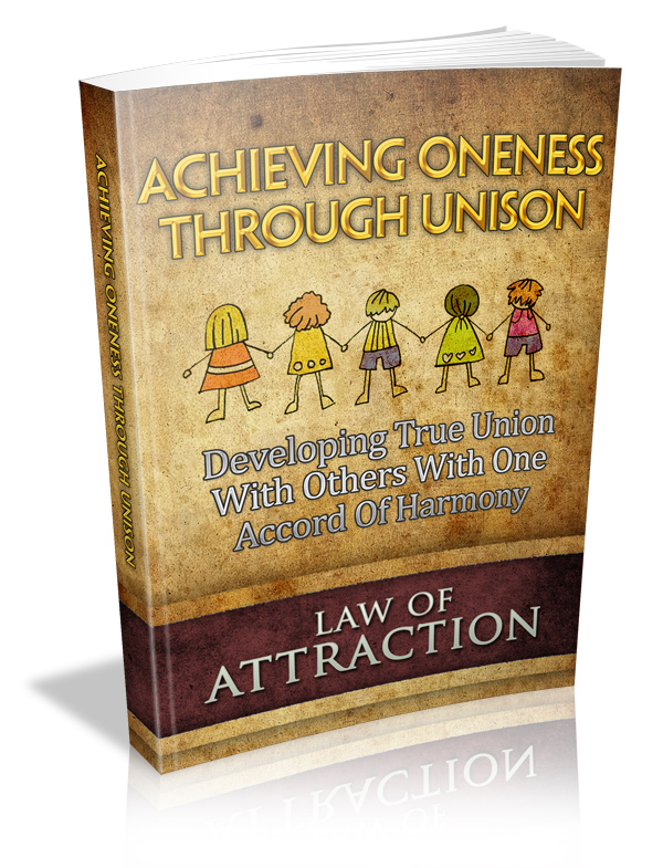 Oneness The Complete Guide Universal Law of Unity