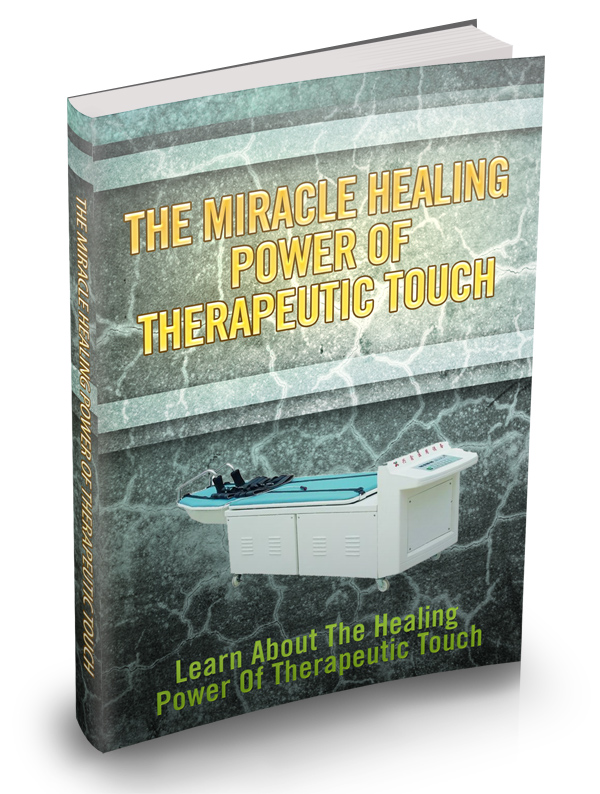 Therapeutic Touch Meditation For Healing e-Book