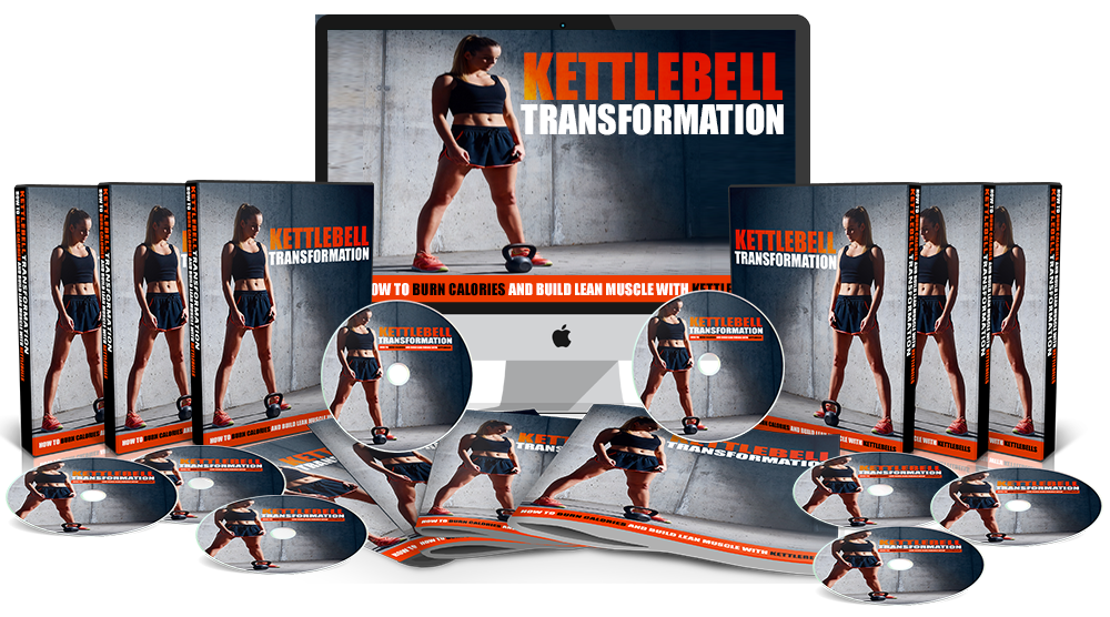 Kettlebell Transformation Build Muscle e-Course