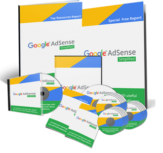 Google AdSense Make Money Online e-Course