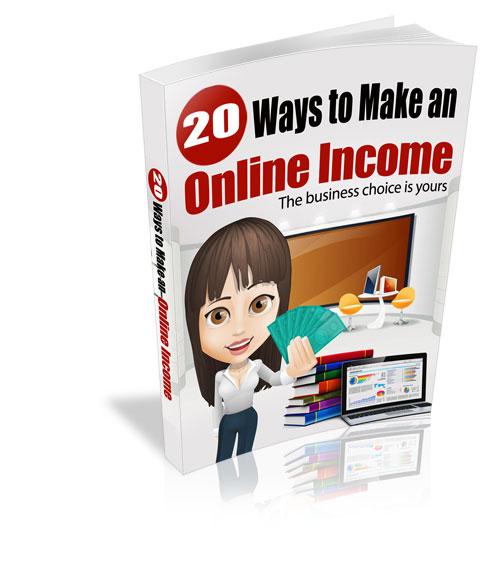 make money online 20 ways