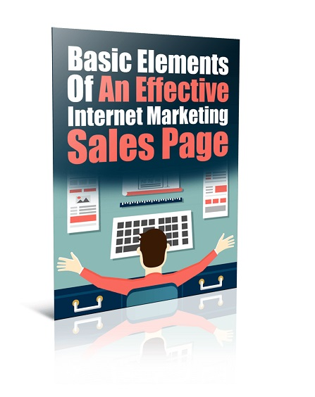 Effective Internet Marketing Sales Pages
