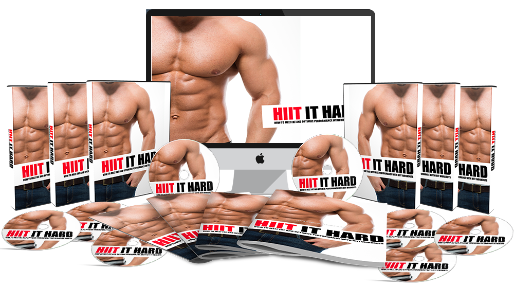 body building hiit it hard