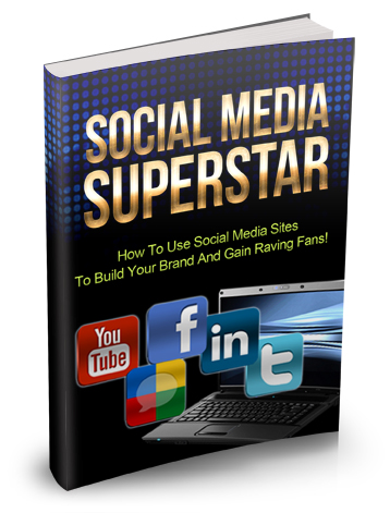 Social Media Superstar Online Marketing e-Book