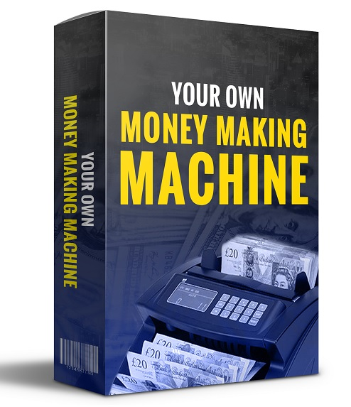 Money Making Machine Magic Money Guide