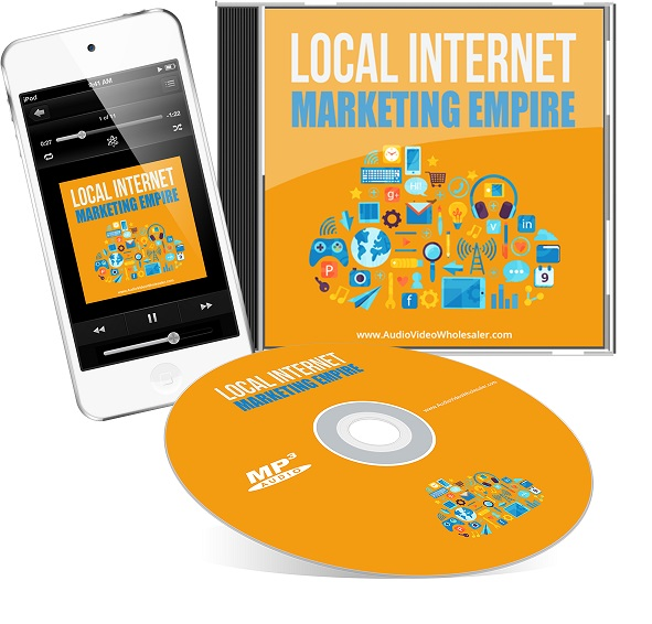 Internet Marketing Empire Blueprint Success Audios