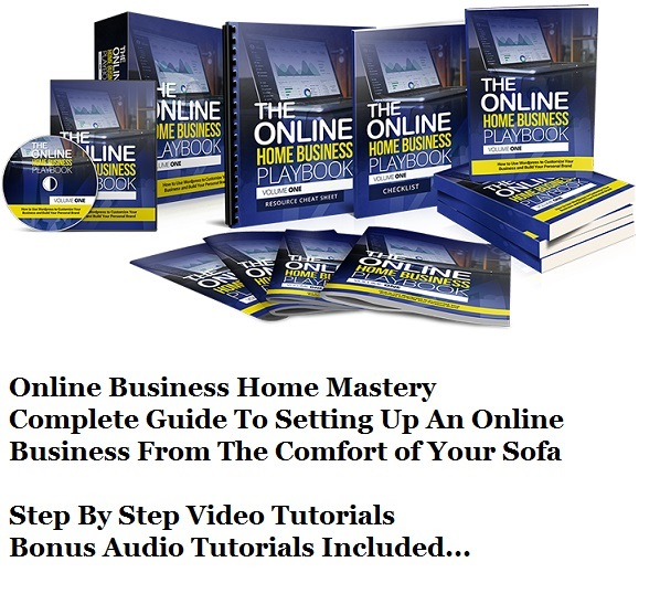 Online Home Business WordPress Tutorials