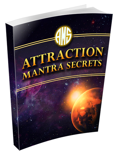 Attraction Mantra Secrets Universal Law e-book