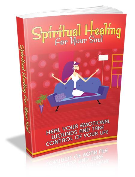 Spiritual Healing Soul Connecting Guide e-Book