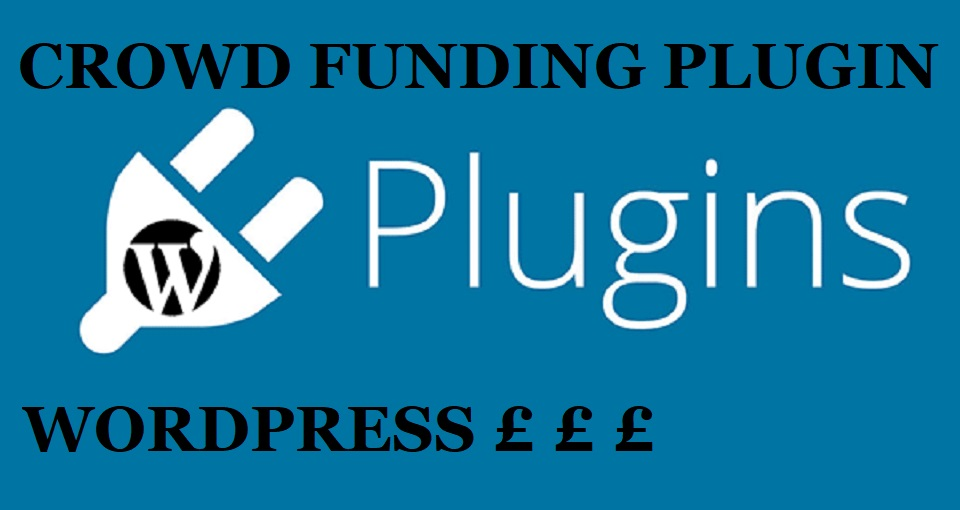 Crowd Funding WordPress Website Plugin