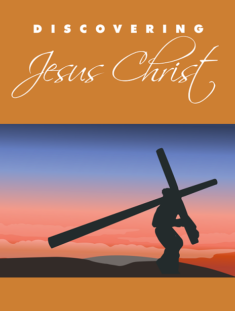 Discovering Jesus Christ Faith Guide