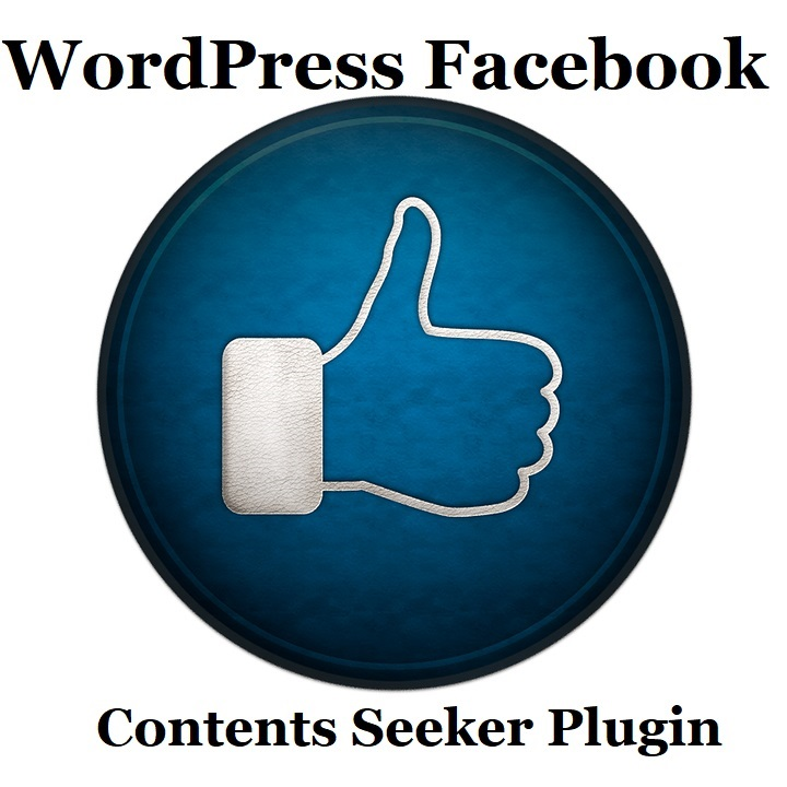 Facebook Hot Contents Seeker Plugin