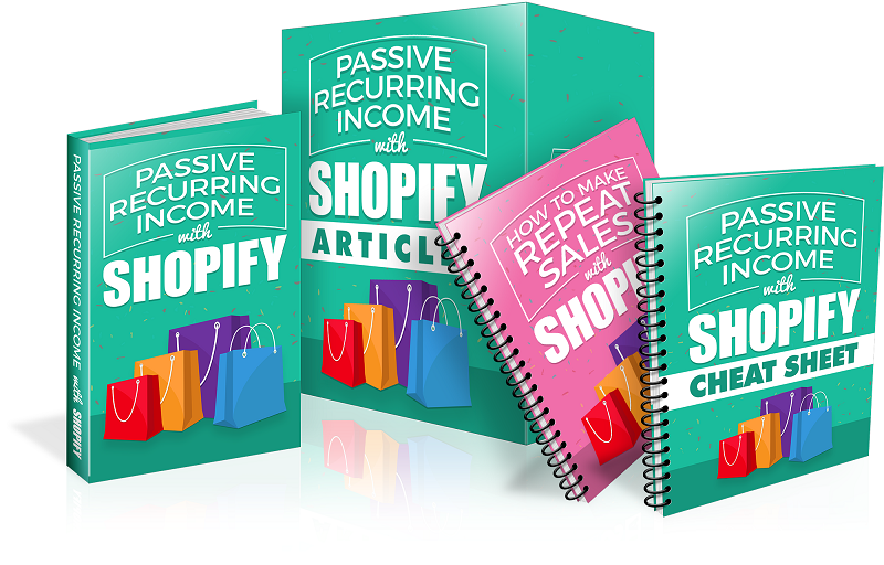 Passive Recurring Income Course