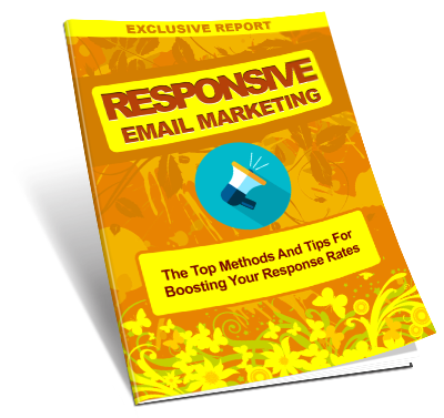 Responsive Email List Creates Income