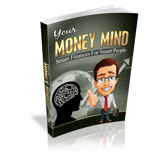 Wealthy Mindset Money Mind e-Book