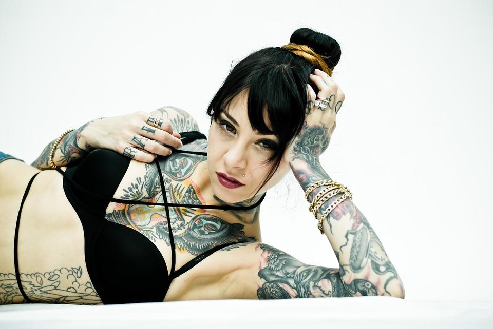 Body Beautiful Tattoo Art Guide