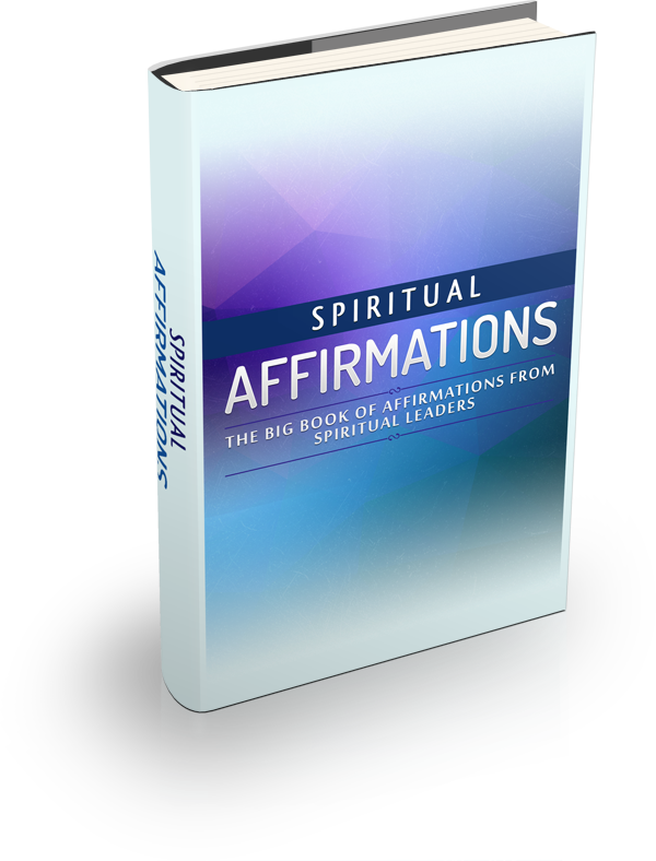 Spiritual Affirmations Life of Abundance
