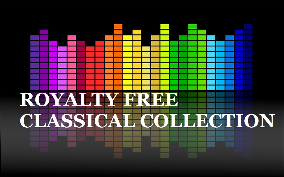 Royalty Free Classical Music Collection PLR MRR